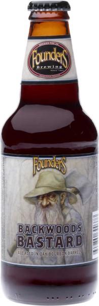 Founders Brewing Dirty Bastard 0,355 Liter