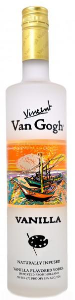 Van Gogh Vodka vanilla