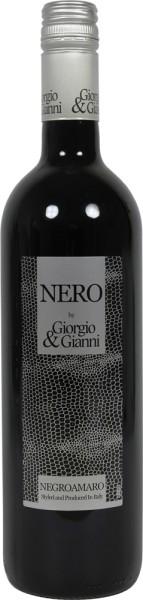 Giorgio & Gianni Nero Negroamaro 0.75 l