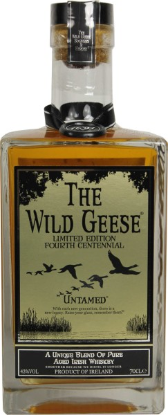 The Wild Geese Whisky 4th Centennial 0,7l