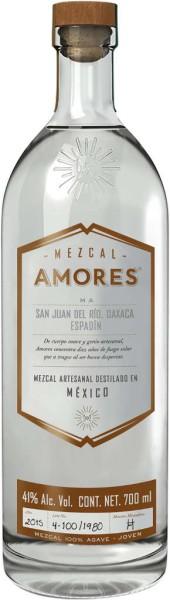 Amores Espadin Mezcal 0,7 Liter
