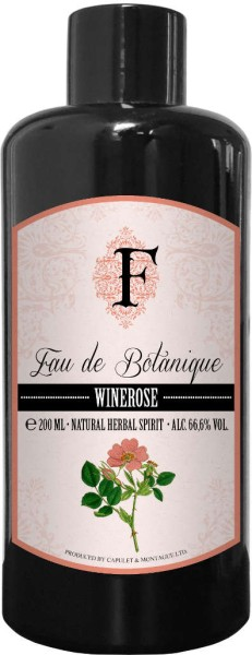Ferdinands Eau de Botanique Winerose 0,2 Liter