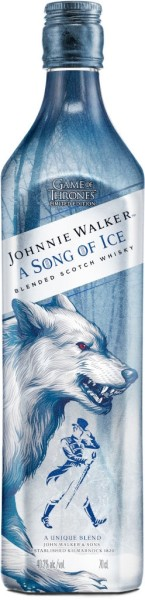 Johnnie Walker Whisky A Song of Ice 0,7l