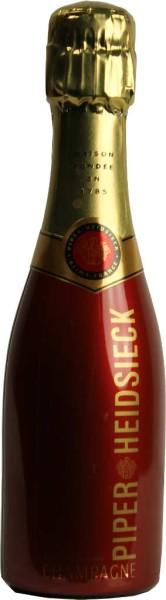 Piper Heidsieck Champagner Cuvee Brut Piccolo 0,2 l
