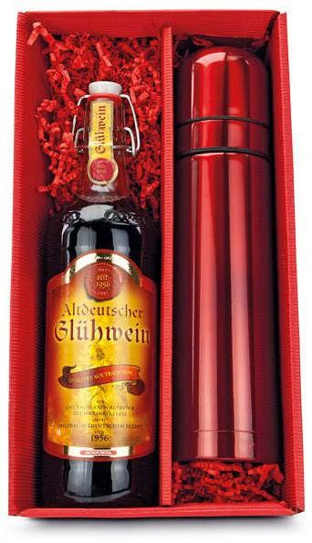 Roter Glühweinduft Geschenkbox 0,75l
