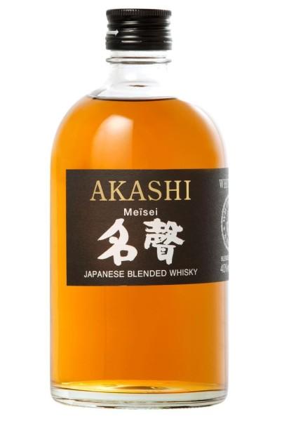 Akashi Meisei Blended Whisky 0,5 Liter