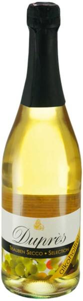 Dupres Trauben Secco alkoholfrei 0,75l