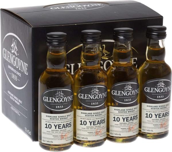 Glengoyne Whisky Miniatures Pack