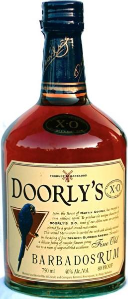 Doorlys Rum - XO
