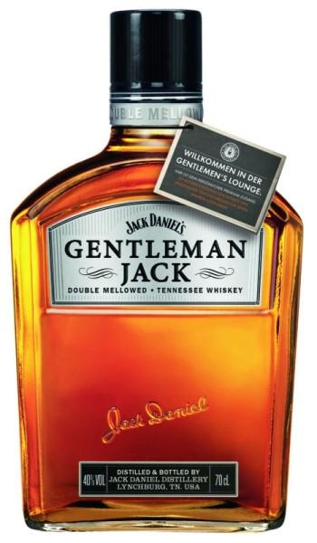 Gentleman Jack Tennessee Whisky 0,7 Liter